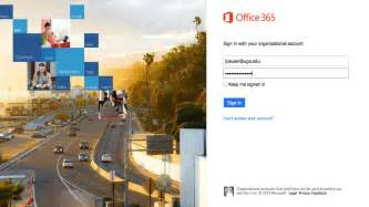 Office 365 Outlook Login Issues Frequently Asked Questions Ugamail Office 365