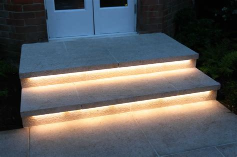 Led Stair Lights Outdoor Truly Innovative Garden Step Lighting Ideas Garden Club