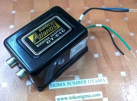 Adaptor Untuk Radio line out audio converter toko sigma