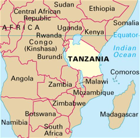 5 themes of geography tanzania geography of tanzania physical geography howstuffworks