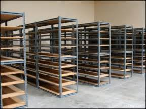 used warehouse shelving industrial storage southern