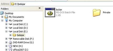 reset password windows xp tanpa software cara memberikan password folder windows xp tanpa software