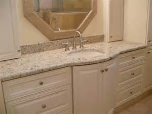 Custom Vanity Counter C M Cabinets And Granite Llc