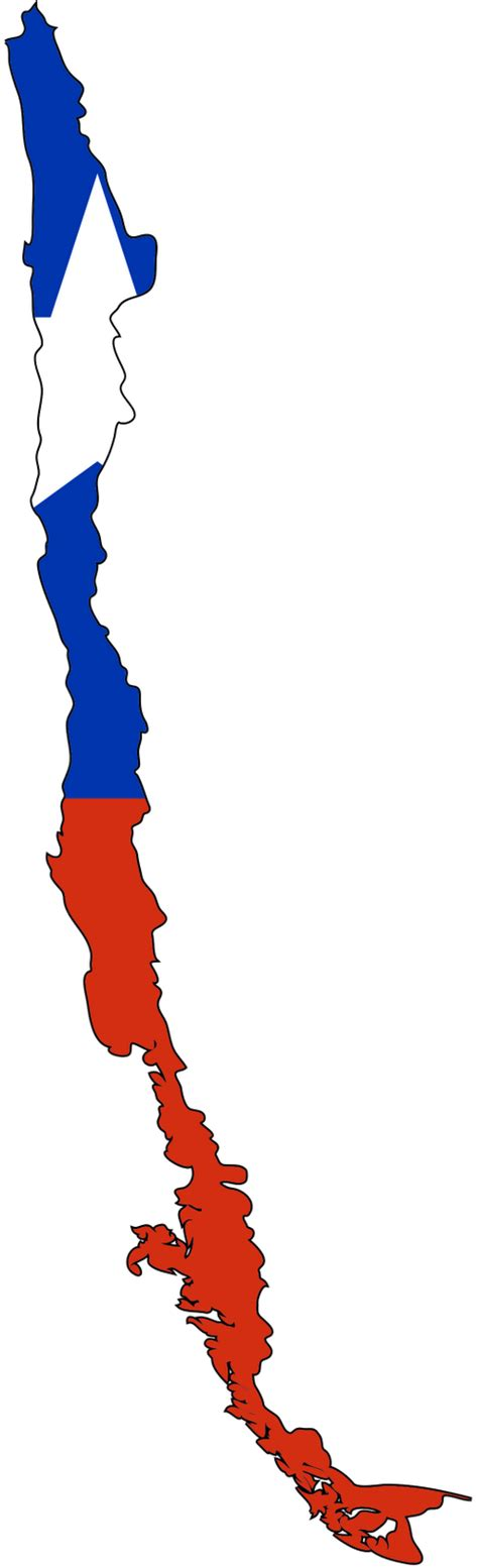 Search Chile Chile Clip Flag Map Of Chile Flags 2011 Clip Svg Openclipart Org Commons