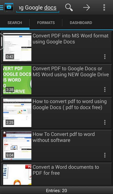 youtube mp3 downloader android xda best apps to download youtube videos on android mobile