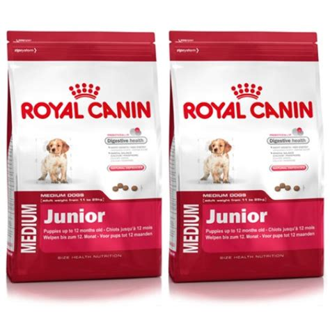 royal canin medium junior food from 163 19 68 waitrose pet