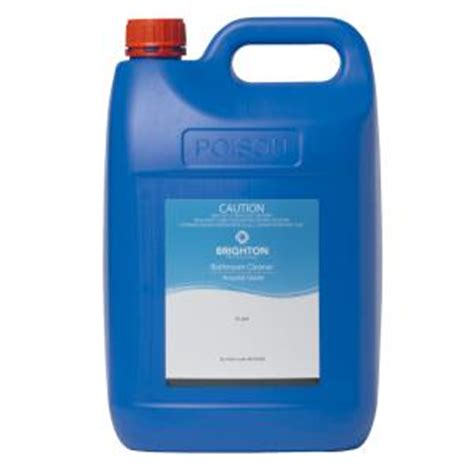 professional bathroom cleaners brighton professional bathroom cleaner hospital grade 5 litre staples now winc