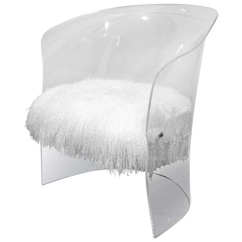 Lucite Chair by X Jpg