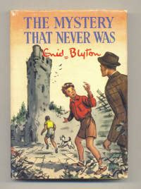 attack the home front detective series books the mystery that never was by enid blyton edition