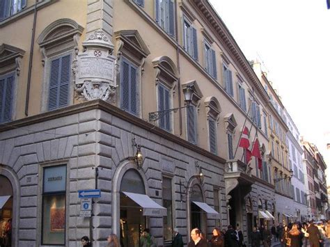 sede sdoria headquarters of the sovereign order of malta