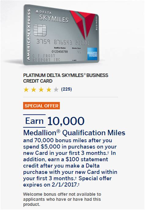 Delta Gift Card Amex Platinum - american express delta bonuses valid until february 1st 2017 doctor of credit