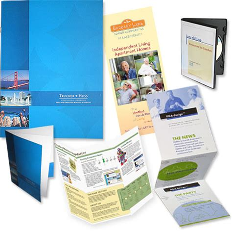 10 page brochures foster printing brochures and printing specialties fazzari marketing