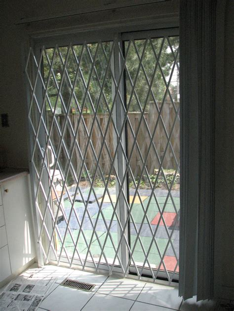 Security Patio Doors Folding Security Gates For Patio Doors 32 Best Door Security Bars Gate And Grilles Images On