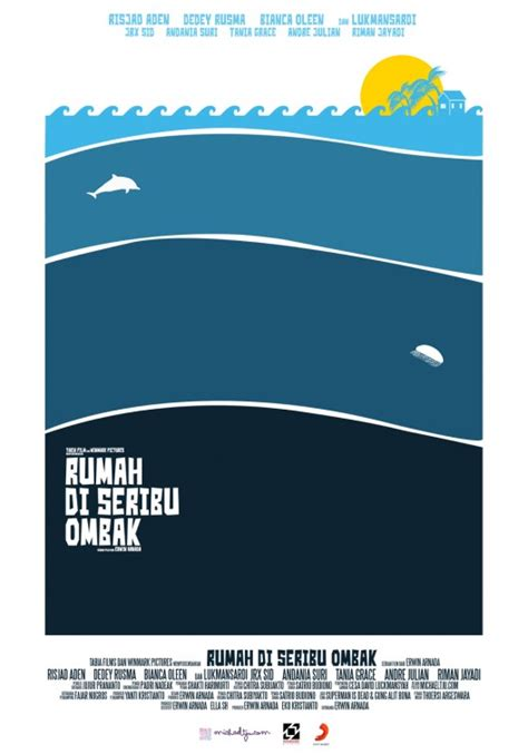 film rumah di seribu ombak rumah di seribu ombak movie poster 3 of 4 imp awards