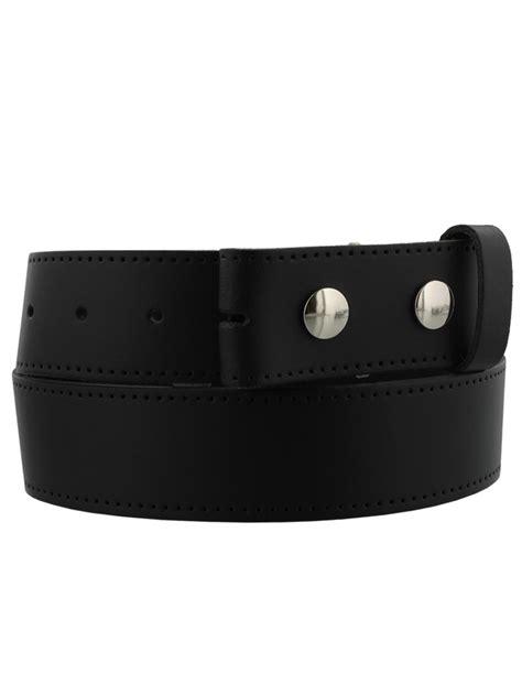 blank leather belt buy at grindstore