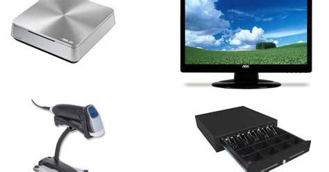 Rak Komponen Elektronika paket komputer bandung paket kasir resto retail mei 2015