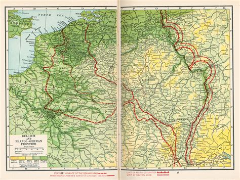 belgium and germany map nationmaster maps of germany 83 in total