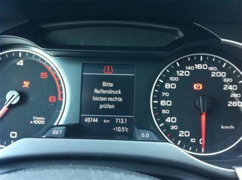 Audi A4 Ldruck Warnung by The Webring At Der Gemischte Zu Audi Apple