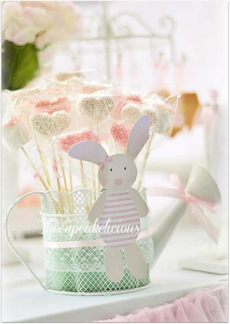 Bunny Birthday Decorations by Kara S Ideas Shabby Chic Bunny Planning Ideas