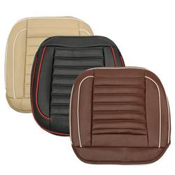 Beige Car Seat Covers Nz 50x50cm Pu Leather Car Cushion Seat Chair Cover Black
