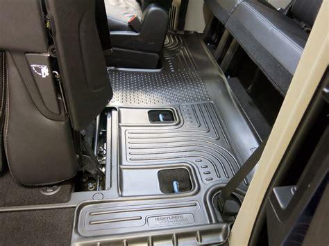 2013 Dodge Grand Caravan Floor Mats by 2013 Dodge Grand Caravan Floor Mats Husky Liners