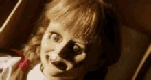 annabelle doll gif wintour gif wintour discover gifs
