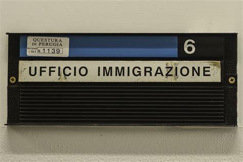 ufficio immigrazione perugia perugia immigrazione clandestina polizia in due giorni