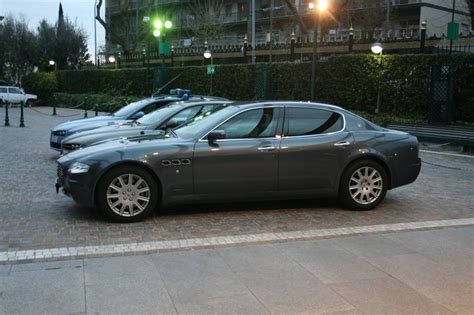 Rent Maserati by Rent Maserati Armored Car