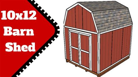 barn shed plans youtube