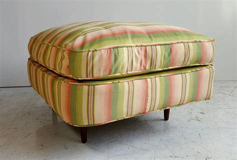 oversized ottomans for sale oversized art deco streamline lounge chair and ottoman for