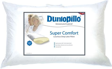 dunlopillo comfort pillow dunlopillo comfort pillow pillows accessories