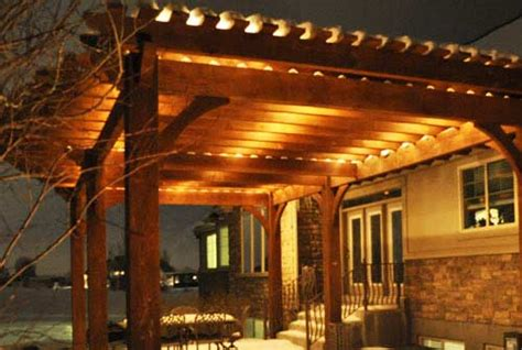 outside lights without electricity construction glossary timber frame arbor pavilion