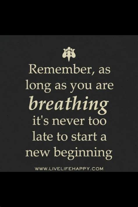 start every day with new hope believe it today is the first day of the rest of your