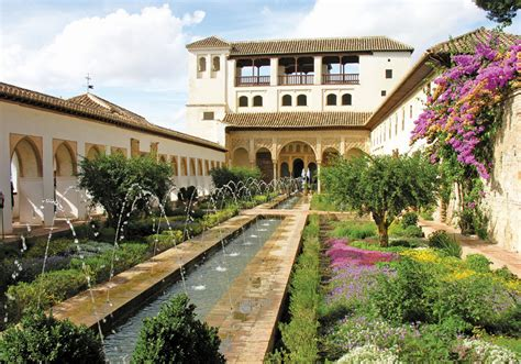 Granada Gardens by World S Most Beautiful Courtyards Page 2 Skyscrapercity