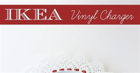 best things from ikea vinyl charger from ikea quot the best things in aren t things quot occasionally crafty vinyl