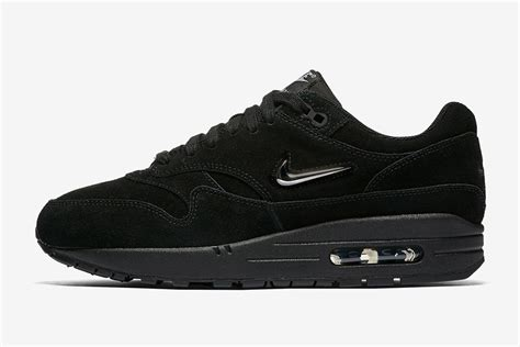 Nike Air Max One Black nike air max 1 black chrome le site de la sneaker