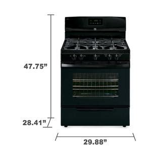 kenmore 73439 4 2 cu ft gas range w broil serve