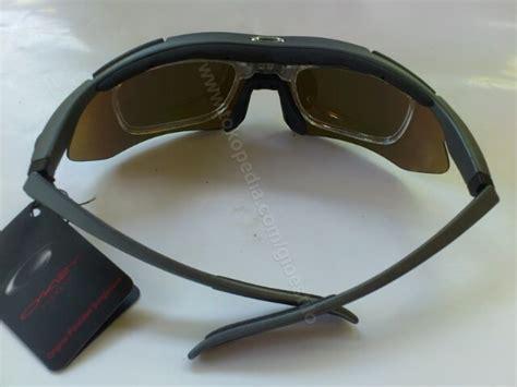 Kacamata Sepeda Oakley Quantum 6 Lensa Pria Sunglass 1 jual oakley quantum 6 lensa frame gray lens kacamata