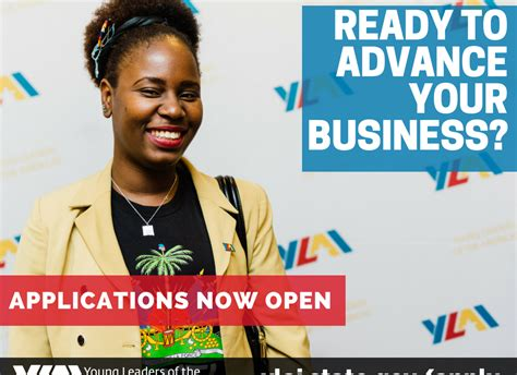 Applications For Programme Now Open by Leaders Of The Americas Initiative Ylai 2018