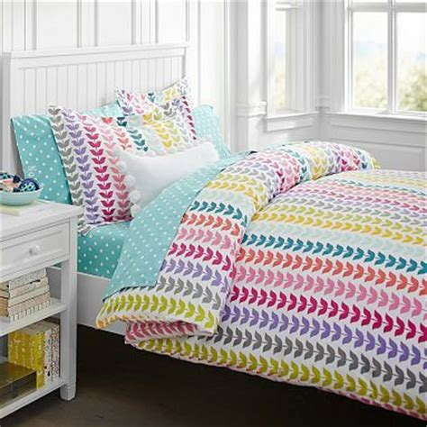 bed covers for girls vine flannel duvet cover sham pottery barn teen the