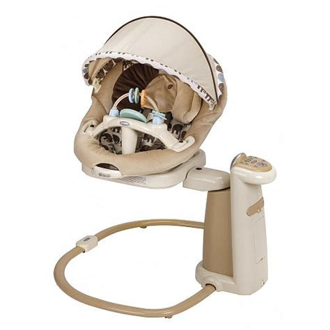 baby soothing swing graco sweetpeace infant soothing swing elefanta babies