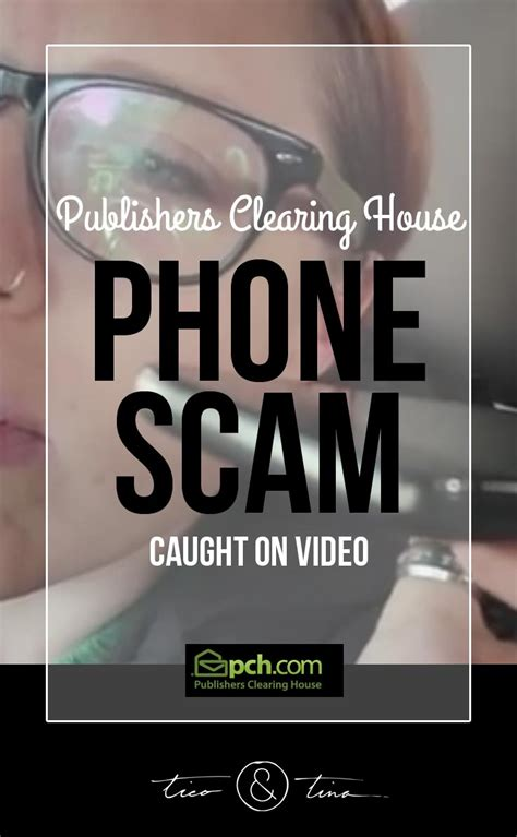 Publishing Clearing House Phone Scams - the day we turned down 2 5 million dollars tico tina