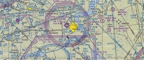 jacksonville sectional chart palatka kay larkin airport