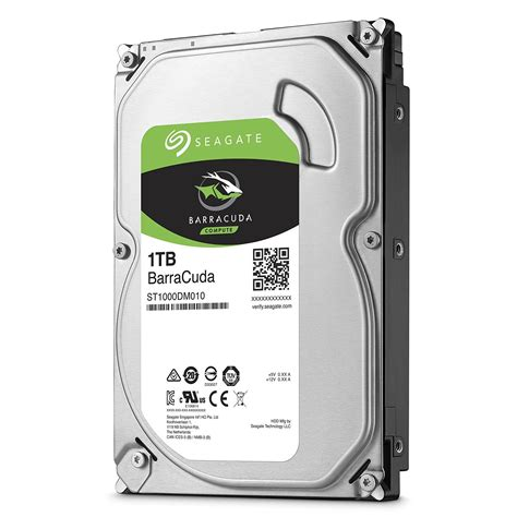 Hdd 1 Tb seagate 1tb seagate sata 3 6gb ps hdd 7200rpm 64mb cache