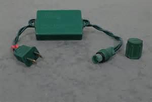 led christmas light power cord adapter sale shop led