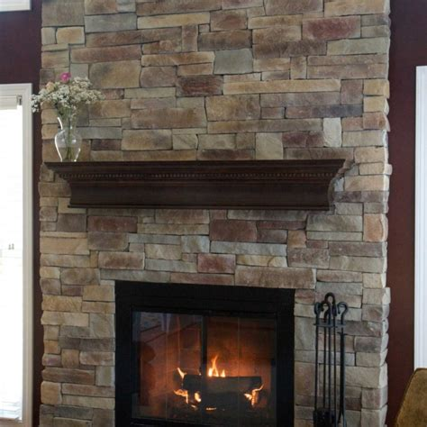 stacked stone fireplace pictures mountain stack stone veneer north star stone