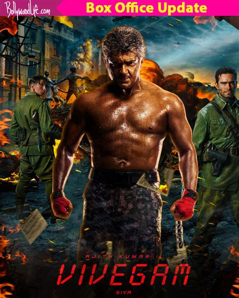 day box office vivegam box office collection day 4 ajith kumar s