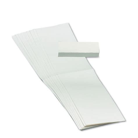 Inserts For Hanging File Folder Tabs 1 5 Tab 2 Inch White 100 Pack Zerbee Hanging Folder Tab Template