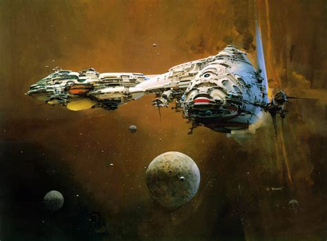 the art of john the classic sci fi art of john berkey science fiction artist