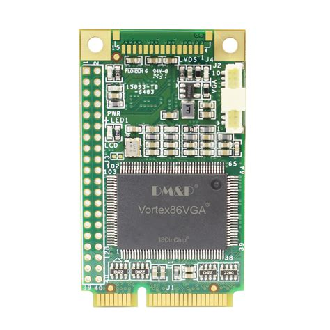 Vga Card Pci Expres Mini Pcie Vga Card 86duino